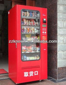 design a vending machine