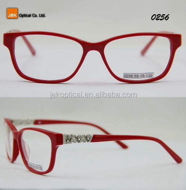 Ladies Plastic Eyeglass Frames : 2016 New Product Ladies Glasses Eyeglasses Plastic Optical ...