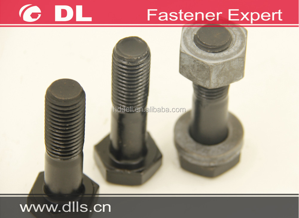 ISO 7412 high tension 10.9 s hex bolt structural steel bolts