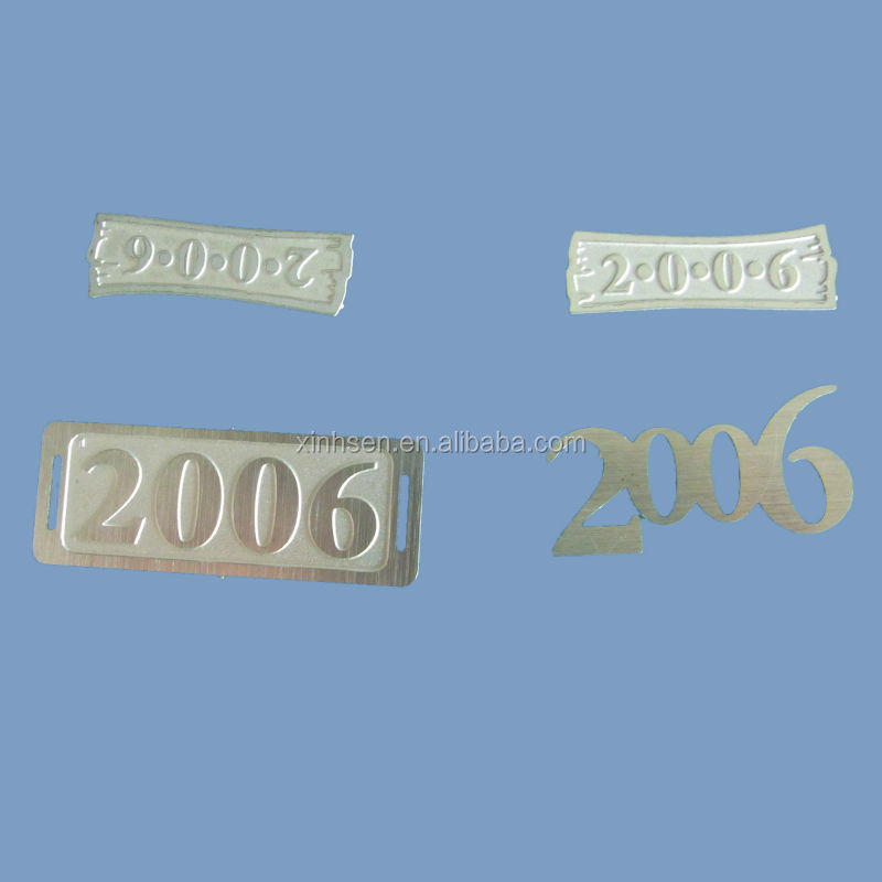 High quality Custom Metal Badges with competitive price