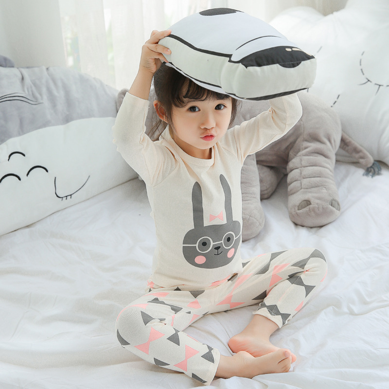 S15839A Children Pajamas Homewear Sleepwear Animal Pajamas Pajamas
