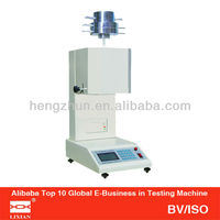 Rubber Melt Flow Index MFR and MVR Test Machine