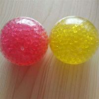 Cheap stylish multicolor round ball diverting splat toy