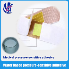 Nontoxicity Medical pressure sensitive adhesive with organic and inorganic surfaces