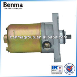 OEM Quality GY6 Scooter Parts 12V Motorcycle Starter Motor