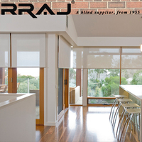 RRAJ Insulated Electric Curtain or Sun Blinds