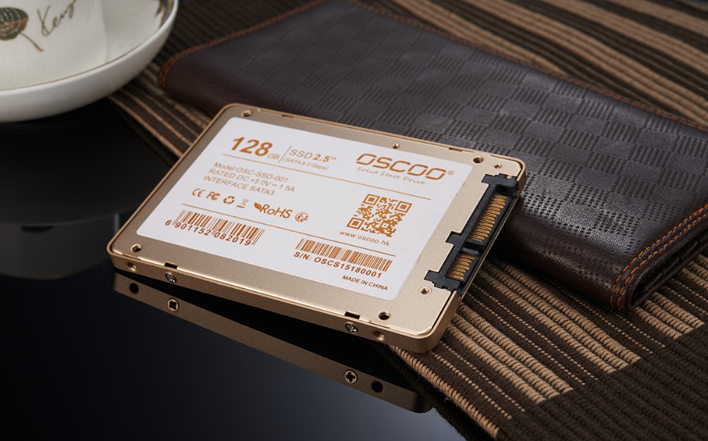 Solid State Drives 128GB 256GB 512GB SSD