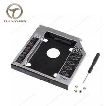 12.7mm Pata IDE to SATA Hard Drive 2nd HDD Caddy for ASUS F3e F8SV UJ-850 dvd
