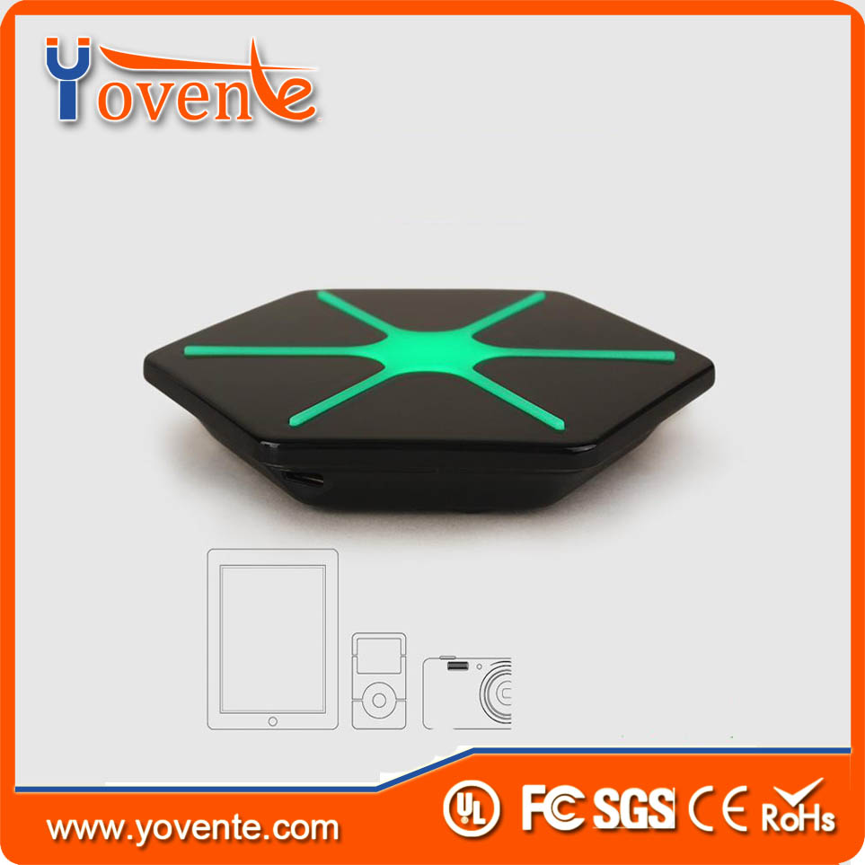 YOVENTE 2016 Qi Wireless charger/wireless charging,wireless charging pad for Samsung Galaxy S6 S6 Edge