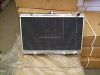 HOT selling racing aluminum car radiator for 300ZX TWIN TURBO VG30DETT AUTO Fairlady Z32 1990-1999
