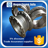 ANSI flange stainless steel pipe welded bellows axial compensator