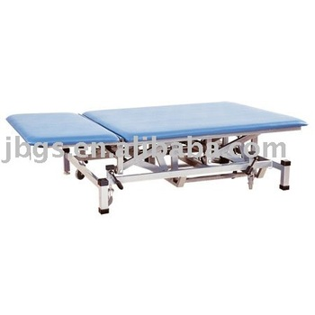 Electric Two-fold Treatment Bed
