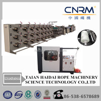 3 Strands Twisted Polypropylene Raffia Rope Machine Plant