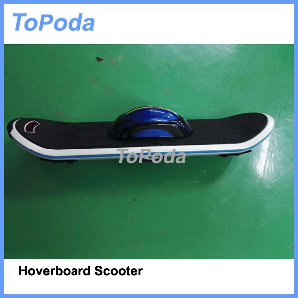 Big wheel skateboard electric with plastic cover