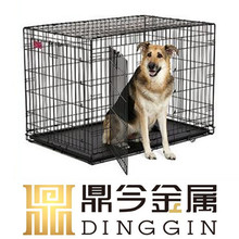 Expedient pet transport cage