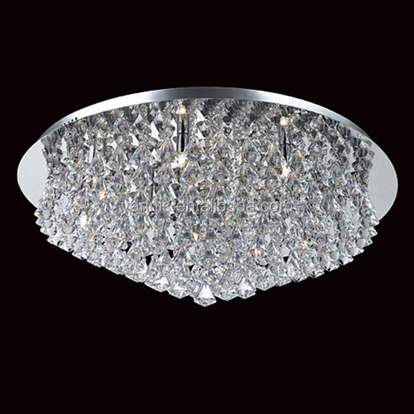 European style K9 crystal Modern Chandelier <strong>lighting</strong> in Dubai ceiling <strong>lighting</strong>