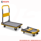 Portable Steel Folding Platform Hand Truck for Warehouse