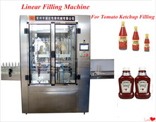 tomato ketchup/paste/sauce filling machine/production line