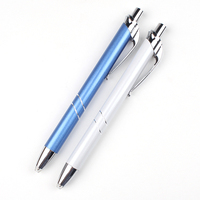 office stationery anodized aluminum pen cheap ball-point pen with customize logo