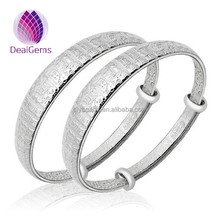 new style children's 925 sterling silver bangle bracelet
