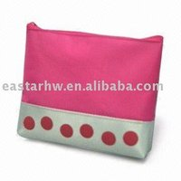 Cosmetic pouch, make up bag, beauty case