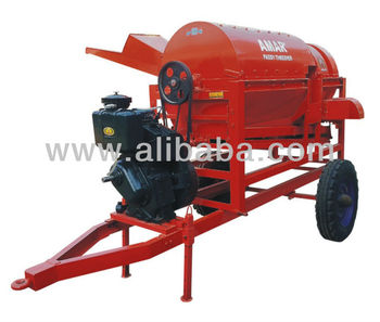 Amar Axial Flow Paddy Thresher Mobile Type, Engine Model