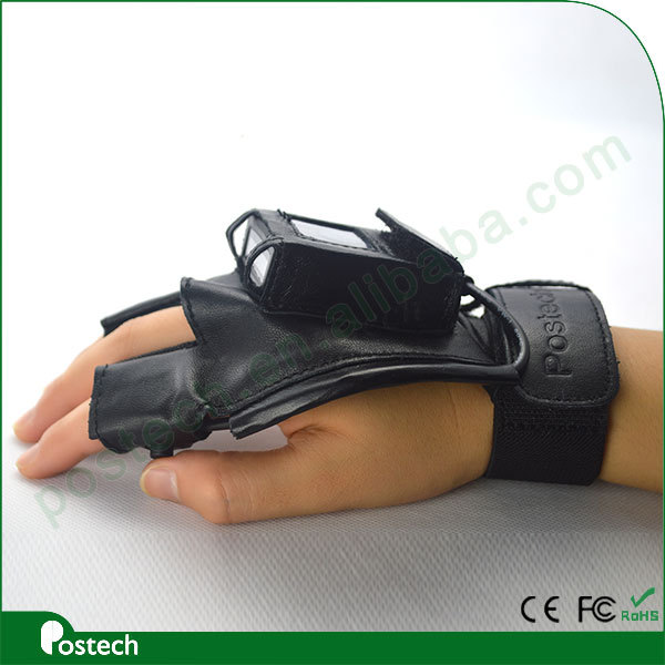 MS3391 1D android barcode decoder gloves for accessoies