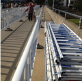 Manufacture galvanized road fence, traffic road isolation fence, safety traffic fences
