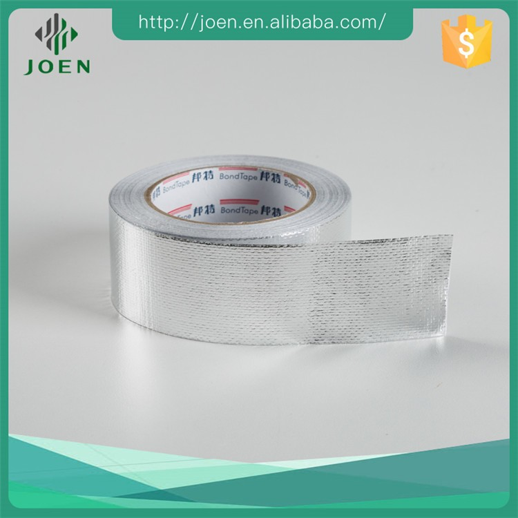 reflective aluminum foil insulation hi-temp reflective thermal tape