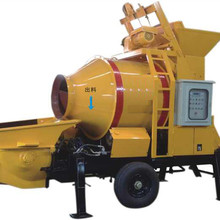 Low price good quality 15m3 concrete mixer pump in India