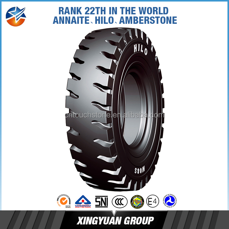 M08S Industry For Forklift Trucks 12.00R24 12.00R24 16.00R25 18.00R25 18.00R33 off the Road Tire