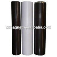2013 widely used zn coating strong flexible magnet