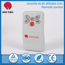 stable wireless ceiling fan remote control - China supplier new product wall fan