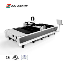 FLC-3015F heavy duty die board fiber laser cutting machine for stainless steel