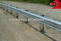 Traffic Safety Products Galvanized Highway Guardrail