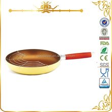 MSF-6207 excellent houseware 28cm non-stick cookware set ceramic aluminum frying pan setamer