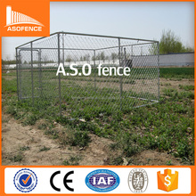 2mm diameter best selling products wire mesh steel dog kennel gates
