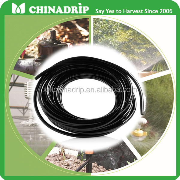 4/7mm micro irrigation tube sprayer dripper irrigation