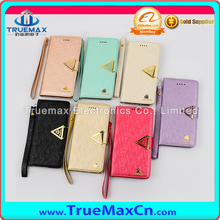 Diamond Magnetic Pouch Flip Leather Hard Skin Case Cover New Hot For Samsung Galaxy S6 Edge+