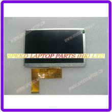 "7"" GPS E X10 HD-X10 lcd display panel"