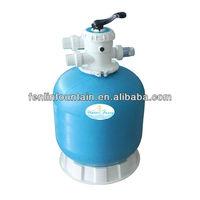 2013 high density water well sand filter