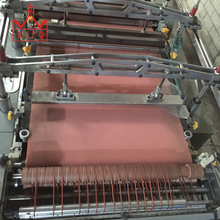 High speed pp plastic bag making machine