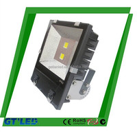 Waterproof fluter outdoor 100w CE/RoHS/SAA 50w led flood light 200w projector licht factory 150 watt
