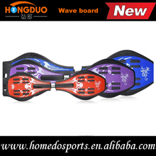 Surf Casterboard 2 wheels fashion drift skate board