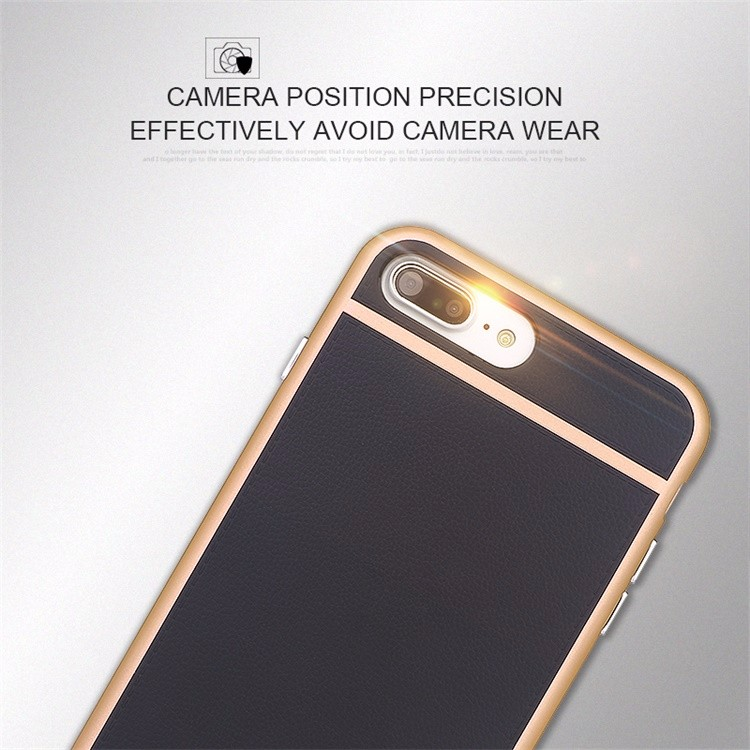 Double cell phone case for iphone 7plus case, phone case for iphone 7 plus