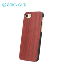 Custom print high quality cell phone covers for i phone 7 wood case engrave natural cover