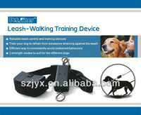 Jyicoo Remote Control Puppy Walk Training Collar With Shock & Vibration Dog Obedience Training
