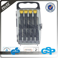 9pc precision screwdriver set
