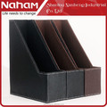 NAHAM Office Desk Organizer Newspaper File Case