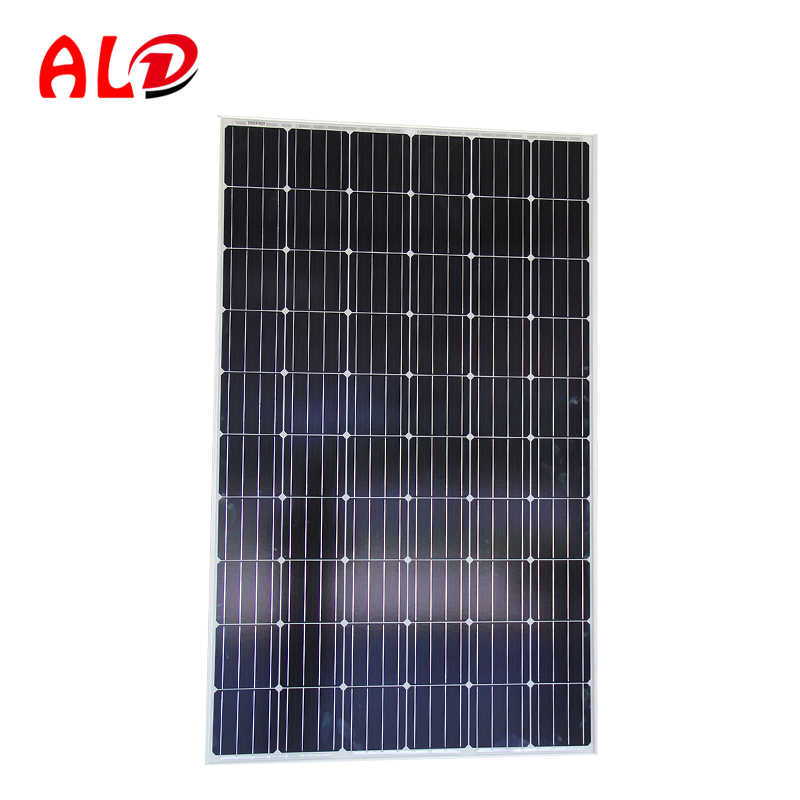 Popular low cost of monocrystalline solar panel 295w in China